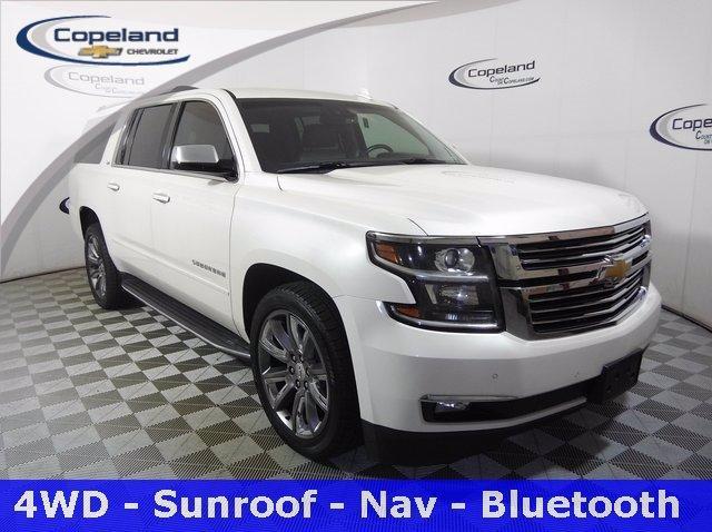 2015 Chevrolet Suburban Vehicle Photo in BROCKTON, MA 02301-7113