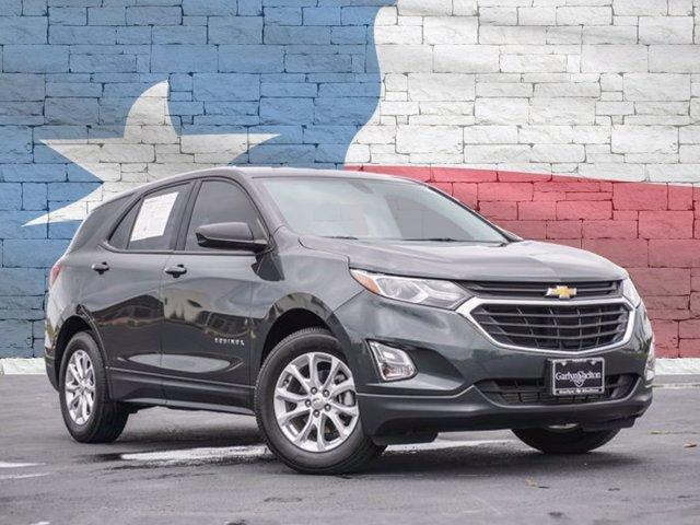 2018 Chevrolet Equinox Vehicle Photo in Temple, TX 76502