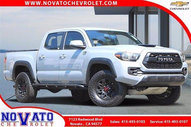 2017 Toyota Tacoma Vehicle Photo in NOVATO, CA 94945-4102