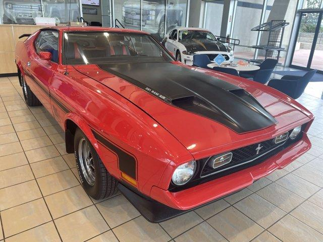 1972 Ford Mustang Vehicle Photo in Colorado Springs, CO 80920
