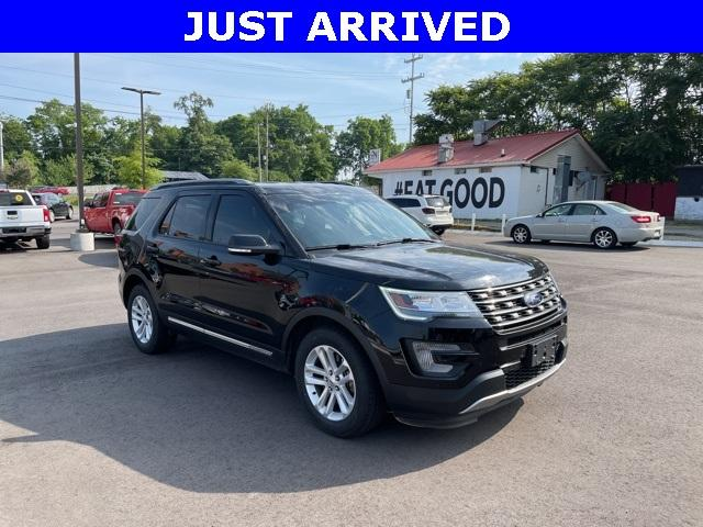 2017 Ford Explorer Vehicle Photo in Clarksville, TN 37040