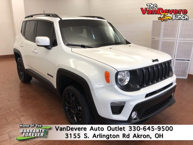 2019 Jeep Renegade Vehicle Photo in Akron, OH 44312