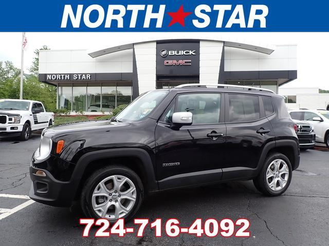 2017 Jeep Renegade Vehicle Photo in Zelienople, PA 16063