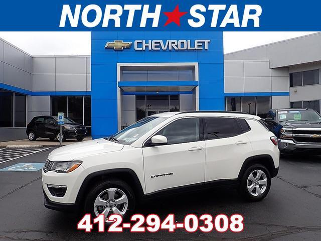 2018 Jeep Compass Vehicle Photo in Moon Township, PA 15108