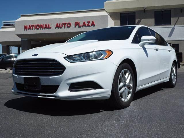2016 Ford Fusion Vehicle Photo in American Fork, UT 84003