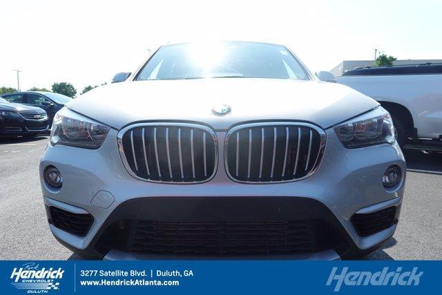 2017 BMW X1 sDrive28i Vehicle Photo in DULUTH, GA 30096