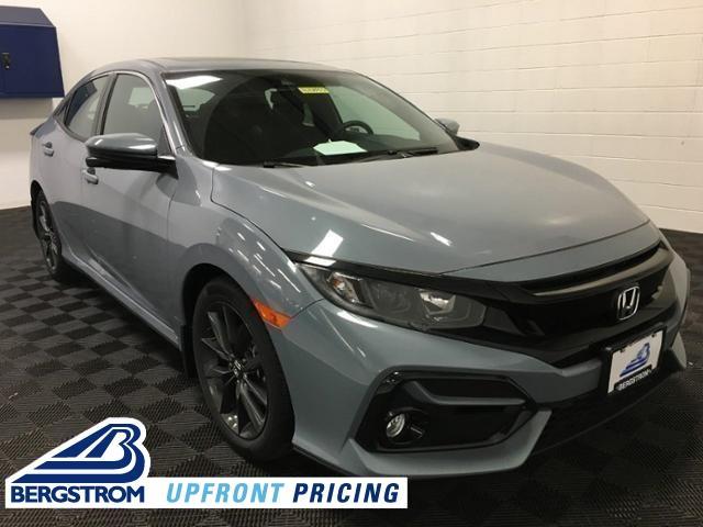 2021 Honda Civic Hatchback Vehicle Photo in Oshkosh, WI 54904
