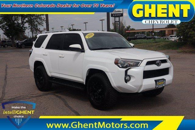 2016 Toyota 4Runner Vehicle Photo in GREELEY, CO 80634-4125