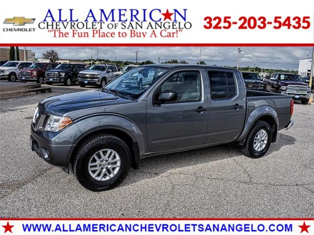 2019 Nissan Frontier Vehicle Photo in SAN ANGELO, TX 76903-5798
