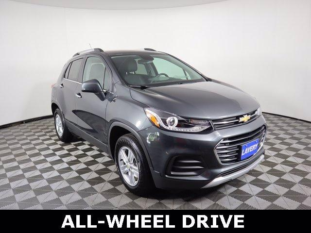 2019 Chevrolet Trax Vehicle Photo in ALLIANCE, OH 44601-4622