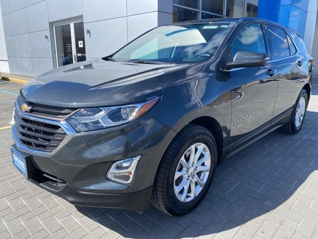 2018 Chevrolet Equinox Vehicle Photo in Pawling, NY 12564-3219