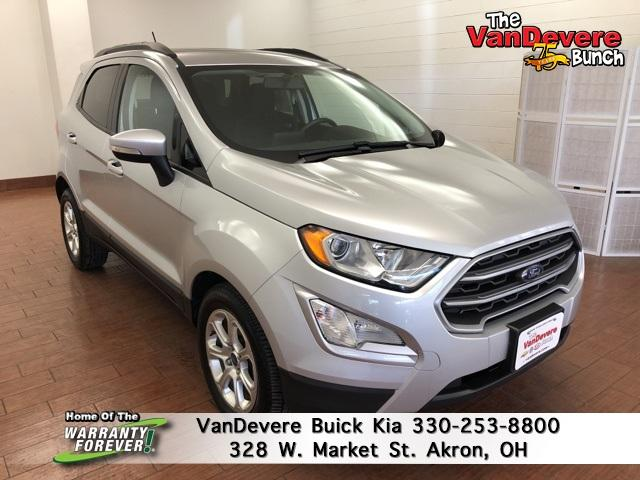 2018 Ford EcoSport Vehicle Photo in AKRON, OH 44303-2185