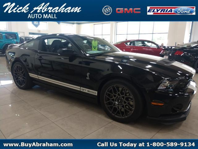 2013 Ford Mustang Vehicle Photo in Elyria, OH 44035