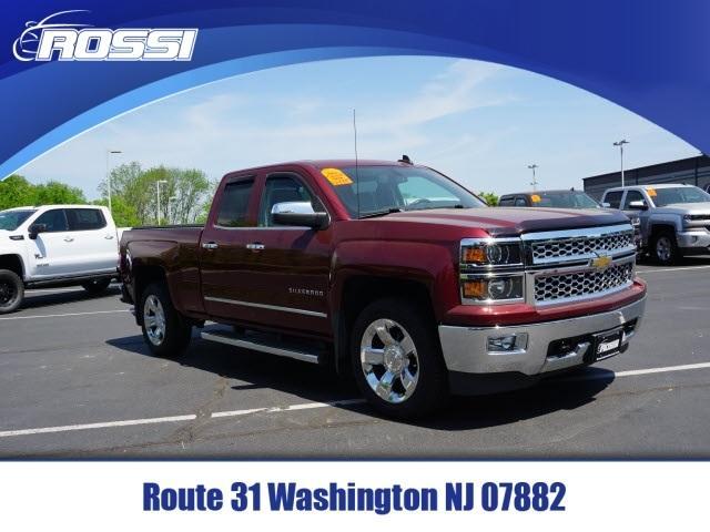 2015 Chevrolet Silverado 1500 Vehicle Photo in Washington, NJ 07882