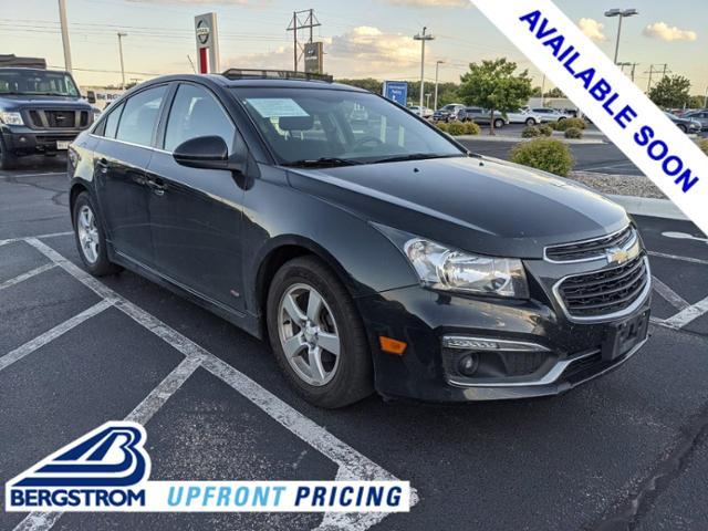 2016 Chevrolet Cruze Limited Vehicle Photo in Appleton, WI 54913