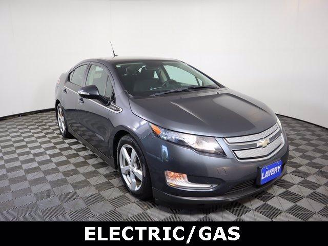2012 Chevrolet Volt Vehicle Photo in ALLIANCE, OH 44601-4622