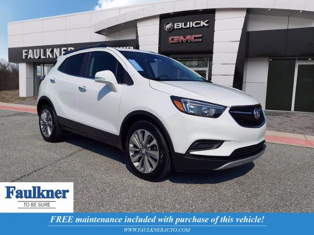 2019 Buick Encore Vehicle Photo in WEST CHESTER, PA 19382-4976