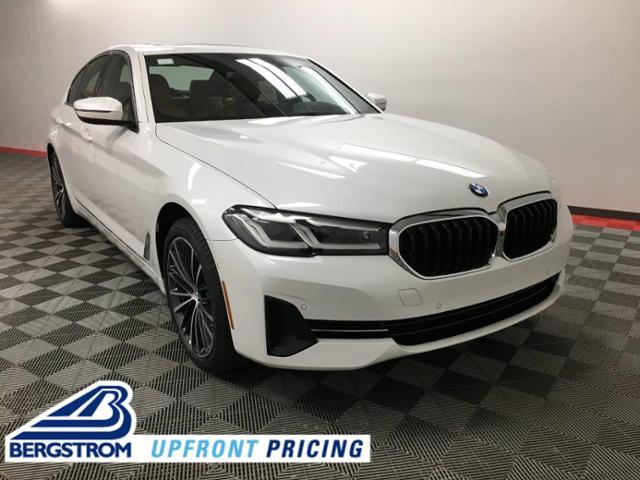 2021 BMW 530e xDrive Vehicle Photo in Appleton, WI 54913
