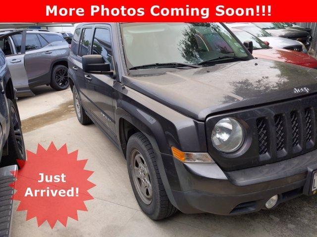 2016 Jeep Patriot Vehicle Photo in Selma, TX 78154