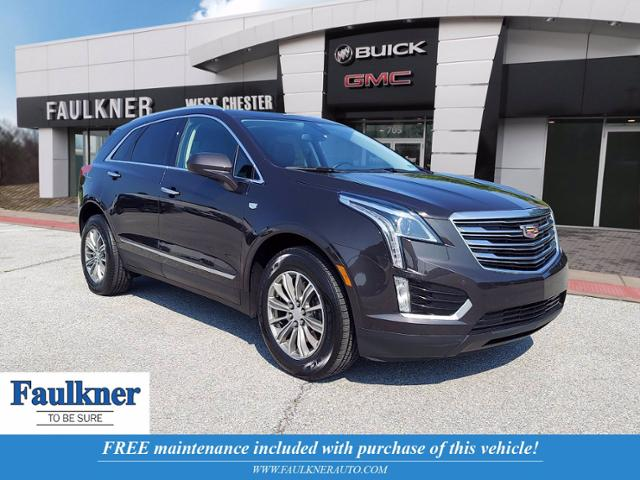 2018 Cadillac XT5 Vehicle Photo in WEST CHESTER, PA 19382-4976