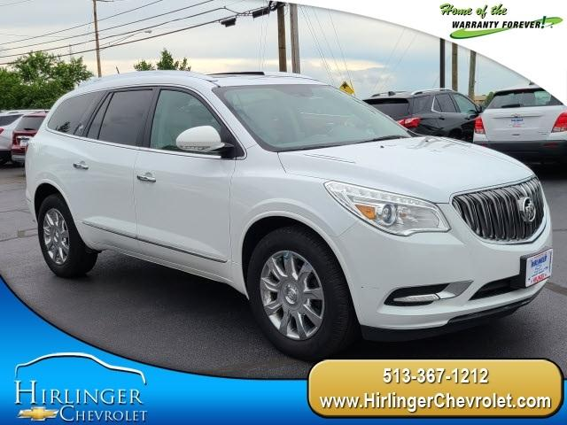 2017 Buick Enclave Vehicle Photo in WEST HARRISON, IN 47060-9672