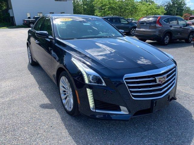2017 Cadillac CTS Sedan Vehicle Photo in TORRINGTON, CT 06790-3111