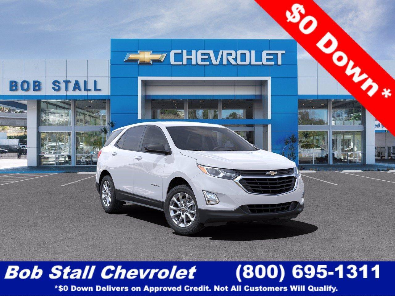 2021 Chevrolet Equinox Vehicle Photo in La Mesa, CA 91942