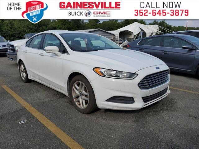 2014 Ford Fusion Vehicle Photo in Gainesville, FL 32609