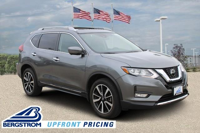 2020 Nissan Rogue Vehicle Photo in Madison, WI 53713