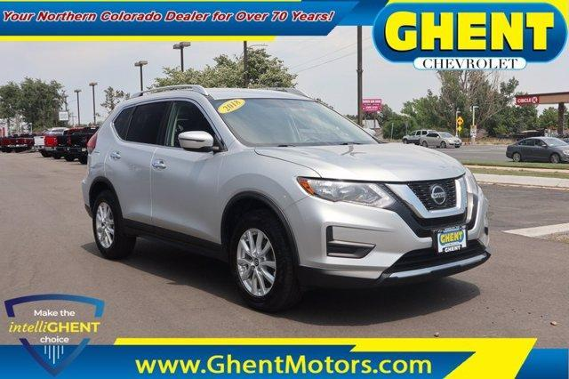 2018 Nissan Rogue Vehicle Photo in GREELEY, CO 80634-4125