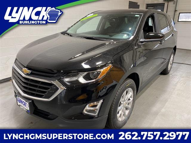 2021 Chevrolet Equinox Vehicle Photo in Burlington, WI 53105