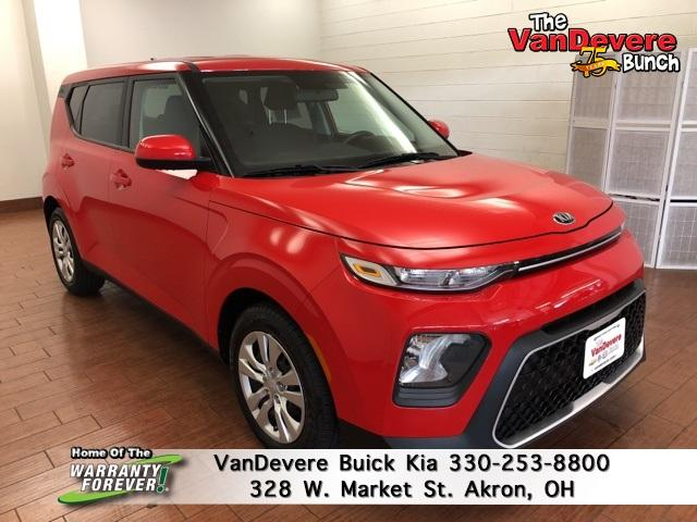 2020 Kia Soul Vehicle Photo in AKRON, OH 44303-2185