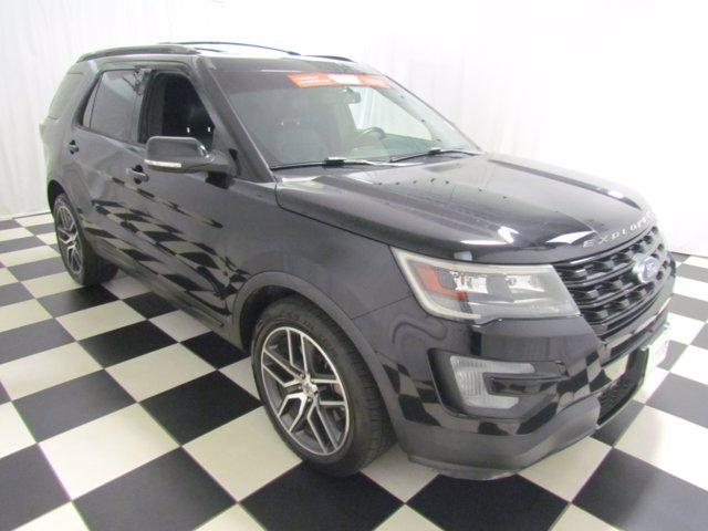 2016 Ford Explorer Vehicle Photo in Easley, SC 29640