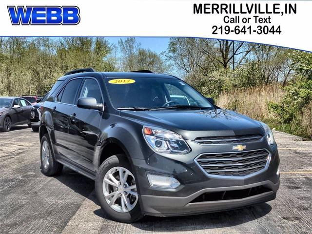 2017 Chevrolet Equinox Vehicle Photo in Merrillville, IN 46410