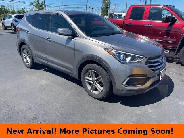 2017 Hyundai Santa Fe Sport Vehicle Photo in DEPEW, NY 14043-2608