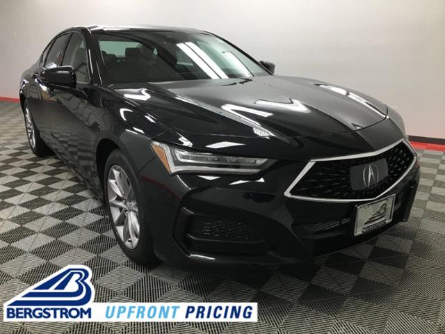 2021 Acura TLX Vehicle Photo in Appleton, WI 54913