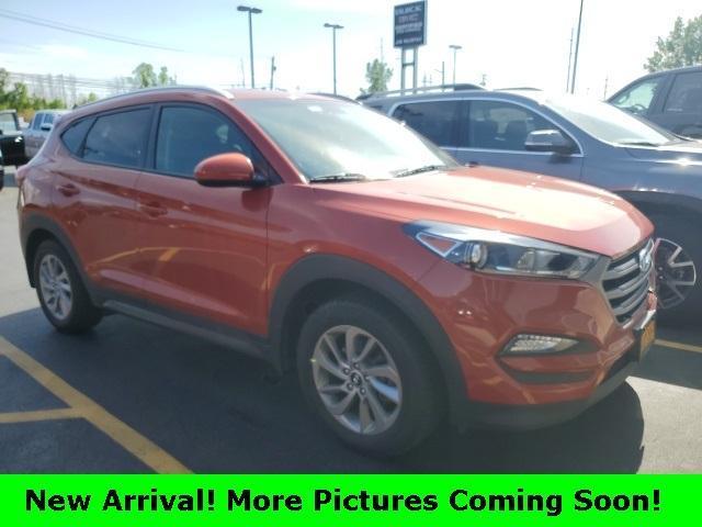 2016 Hyundai Tucson Vehicle Photo in Depew, NY 14043
