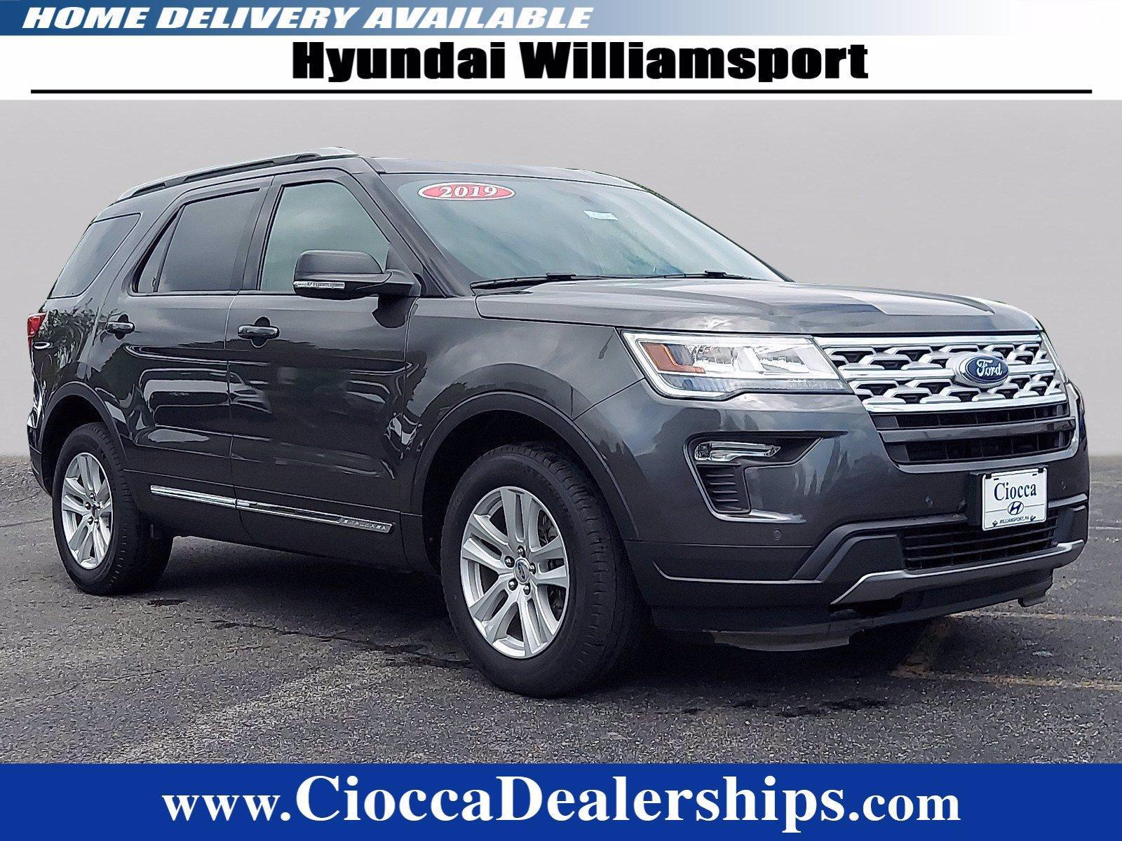 2019 Ford Explorer Vehicle Photo in Muncy, PA 17756