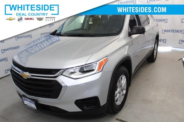 2018 Chevrolet Traverse Vehicle Photo in St. Clairsville, OH 43950