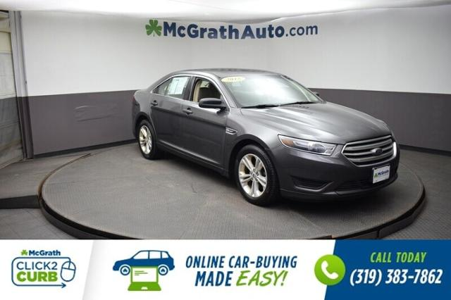 2018 Ford Taurus Vehicle Photo in Cedar Rapids, IA 52402