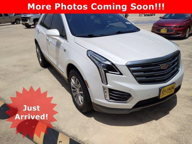 2017 Cadillac XT5 Vehicle Photo in SELMA, TX 78154-1460