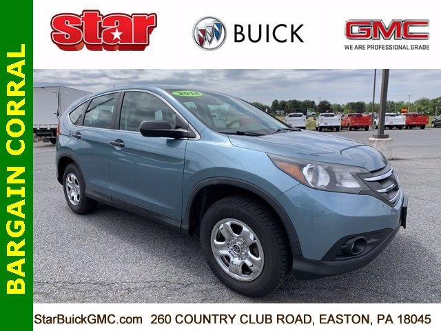 2014 Honda CR-V Vehicle Photo in EASTON, PA 18045-2341