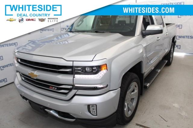 2018 Chevrolet Silverado 1500 Vehicle Photo in St. Clairsville, OH 43950