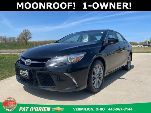 2016 Toyota Camry Vehicle Photo in Vermilion, OH 44089