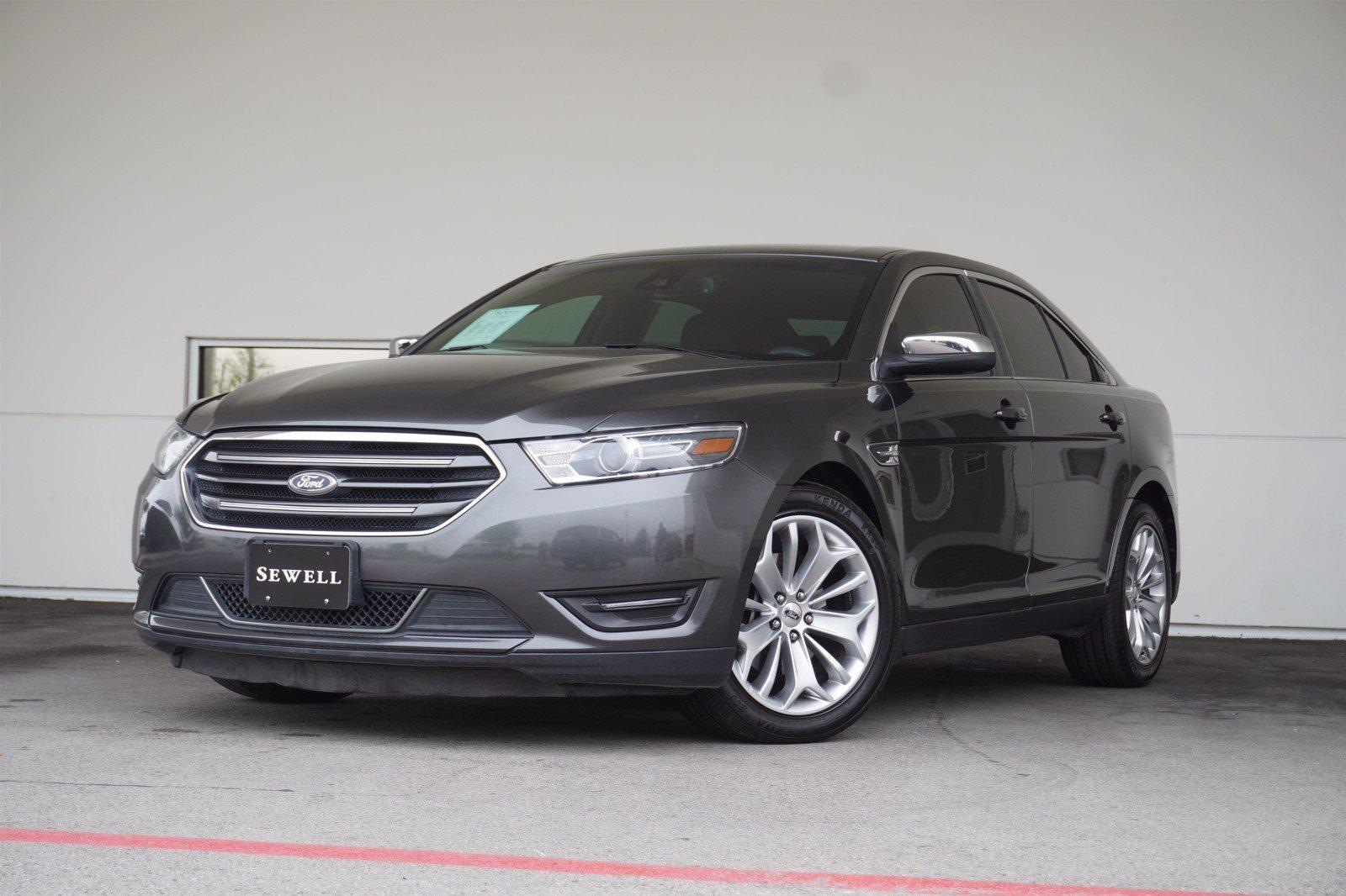 2017 Ford Taurus Vehicle Photo in Grapevine, TX 76051