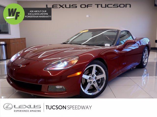 2007 Chevrolet Corvette Vehicle Photo in Tucson, AZ 85712