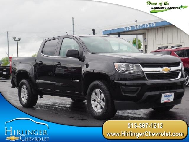 2018 Chevrolet Colorado Vehicle Photo in West Harrison, IN 47060