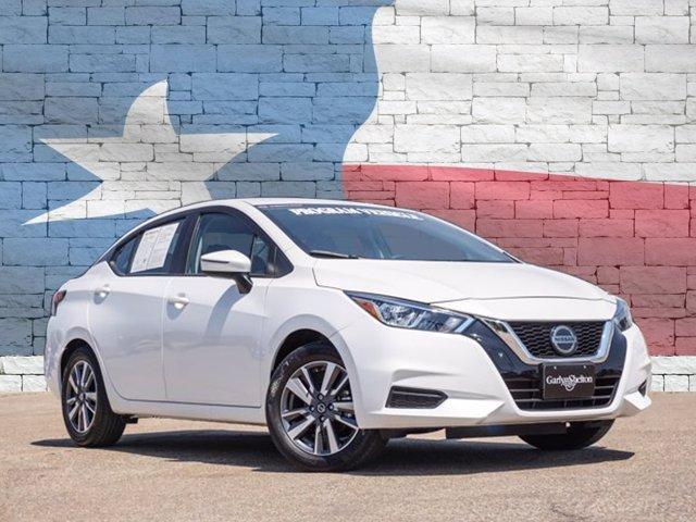 2020 Nissan Versa Vehicle Photo in Temple, TX 76502
