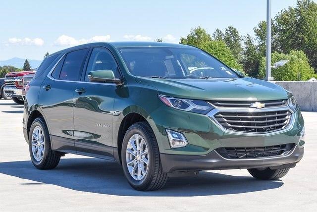 2019 Chevrolet Equinox Vehicle Photo in Puyallup, WA 98371