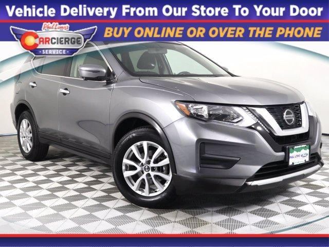 2018 Nissan Rogue Vehicle Photo in Denver, CO 80123